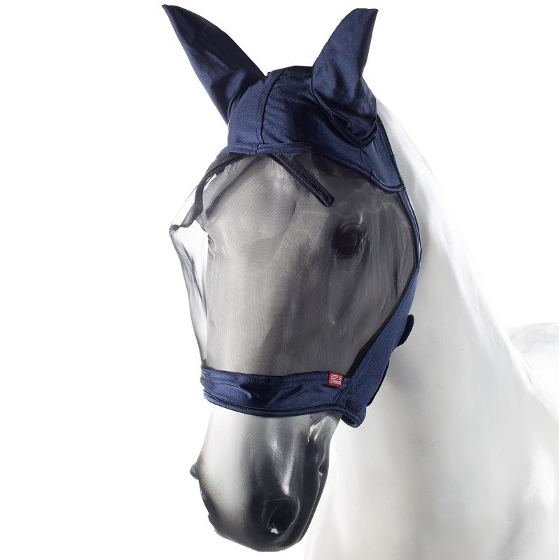 Product photo for Horze Supreme Cayman Fly Mask