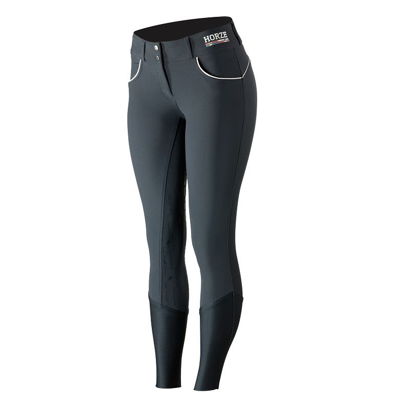 Product photo for HZ Nordic Performance Ladies' Silicone Full Seat Breeches