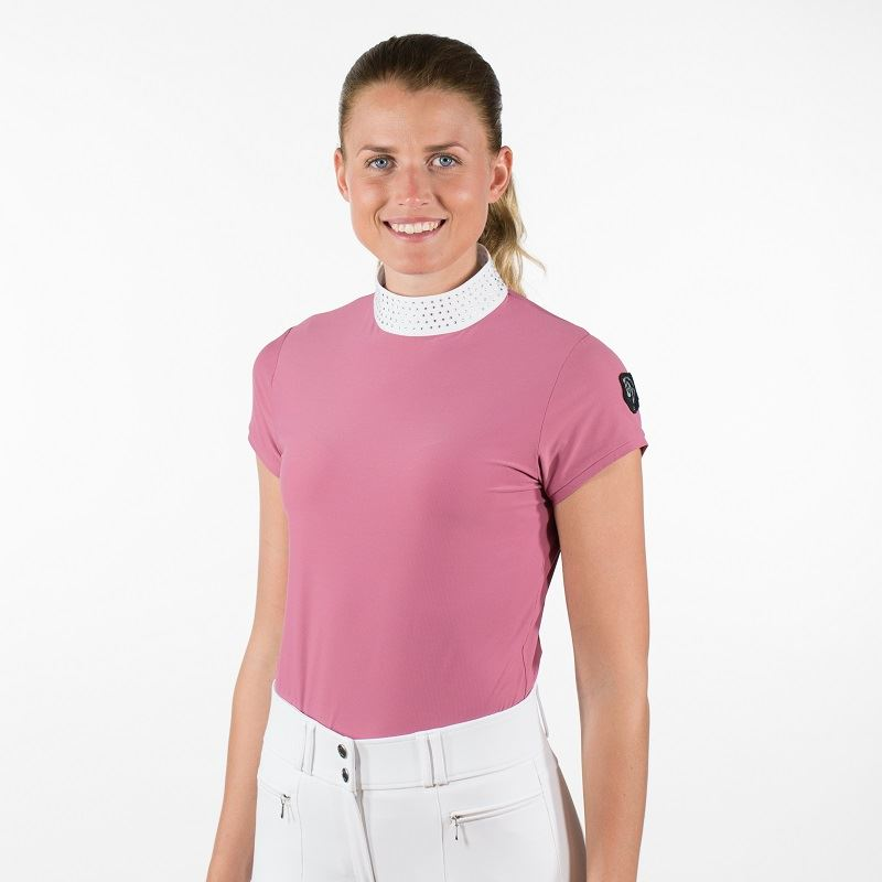 Product photo for HZ Mirielle Ladies' Show Shirt
