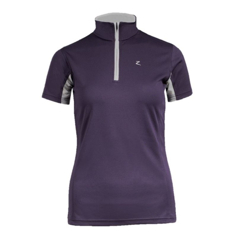 Product photo for HZ Trista Ladies' Short-Sleeved Shirt