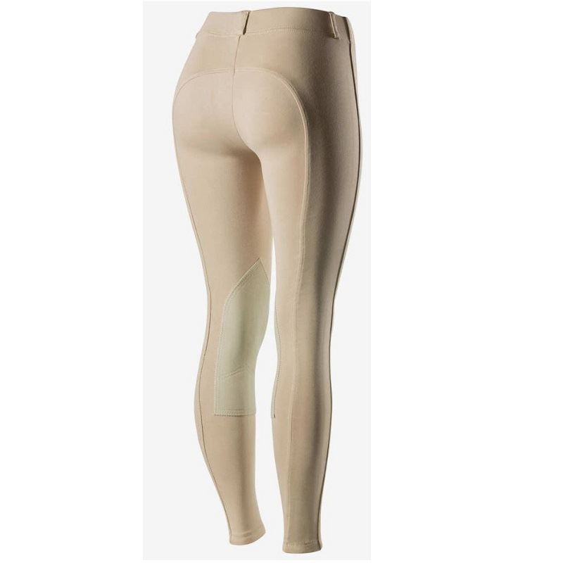 Product photo for HZ Ella Ladies' Pull-On Knee Patch Breeches