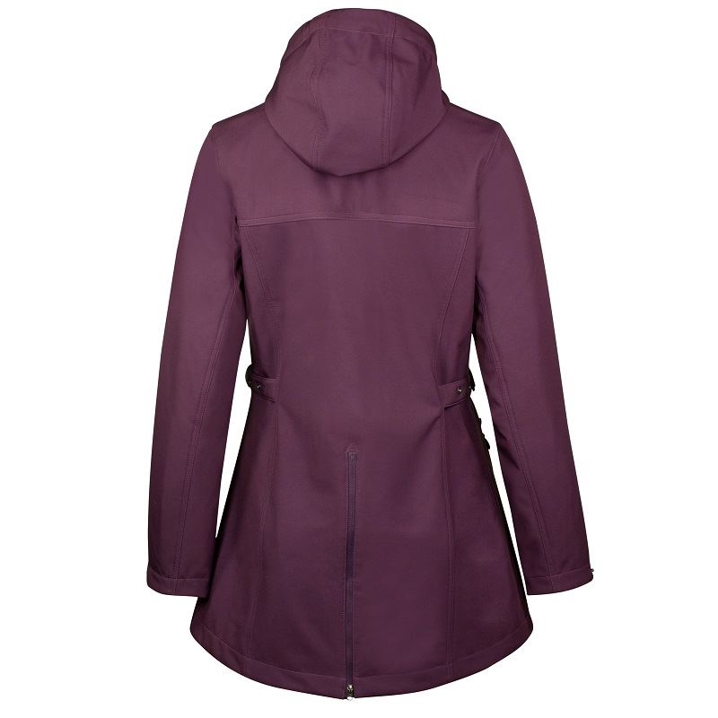 Product photo for HZ Freya Ladies Softshell Jacket